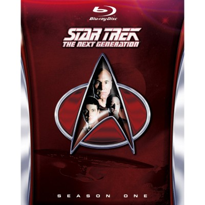Star Trek TNG in HD Season 1 Blu-Ray