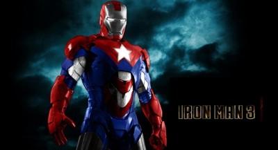 Iron Man 3 Patriot