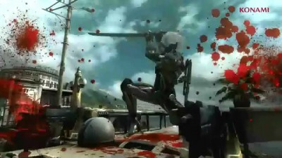 METAL GEAR RISING REVENGEANCE - E3 2012 TRAILER 2