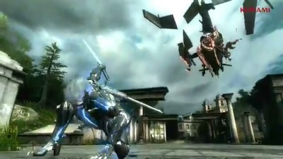 METAL GEAR RISING REVENGEANCE - E3 2012 TRAILER 3