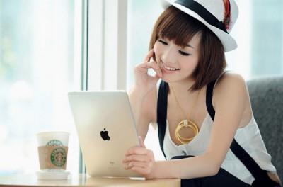 iPad Girl