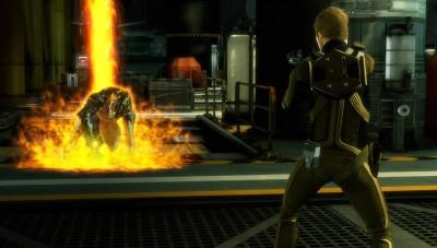 Namco Bandai's Star Trek - Gorn Screenshot