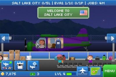Pocket Planes - Time Machine