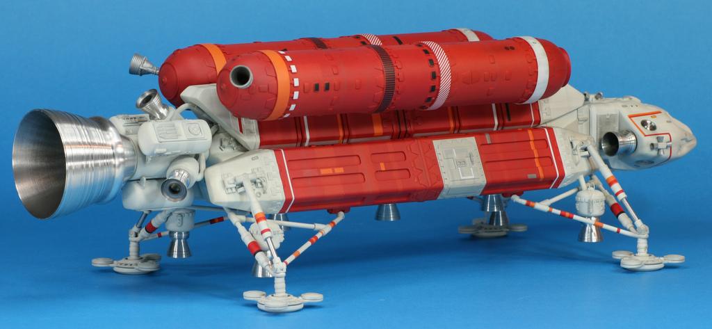 space 1999 spacecraft designs - photo #16