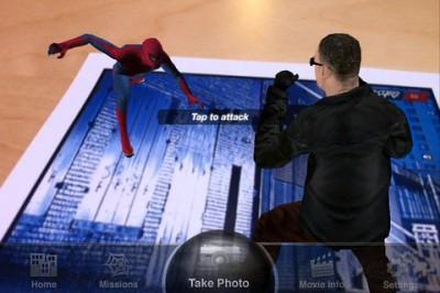 Spider-Man AR screenshot 2