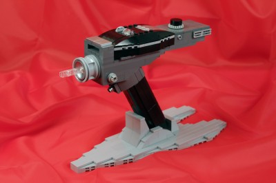 Original Star Trek Exploration Set Recreated in Lego