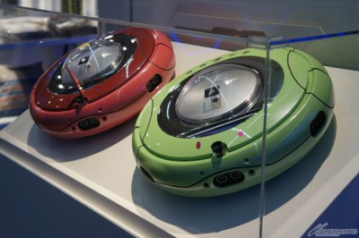 Gundam Robotic Vacuum Cleaners