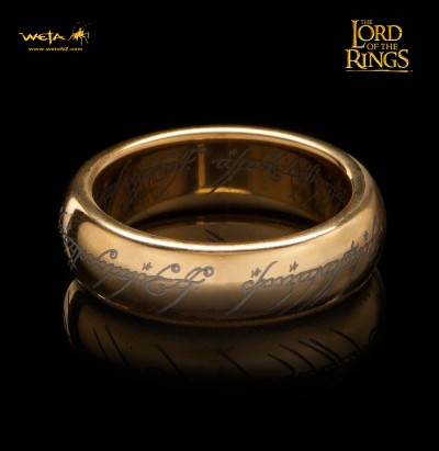 Weta Prop The One Ring