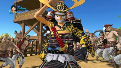 One Piece: Pirate Warriors DLC