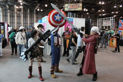 The Coolest Cosplay: New York Comic Con 2012