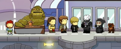 Scribblenauts Unlimited - Return of the Jedi