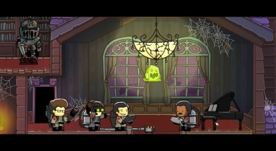 Scribblenauts Unlimited - Ghostbusters