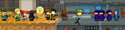 Scribblenauts Unlimited - G.I. Joe