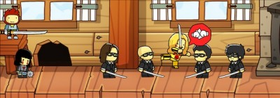 Scribblenauts Unlimited - Kill Bill
