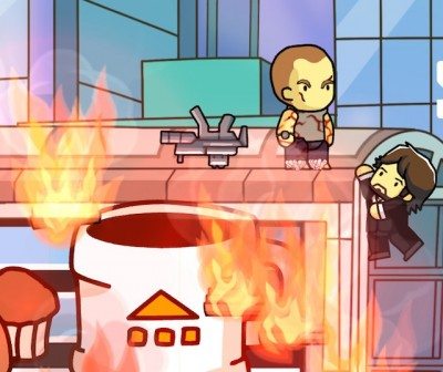 Scribblenauts Unlimited - Die Hard