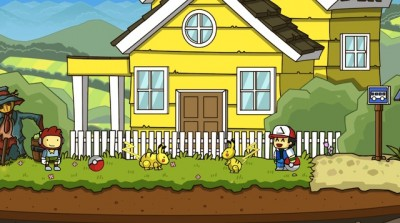 Scribblenauts Unlimited - Pokemon