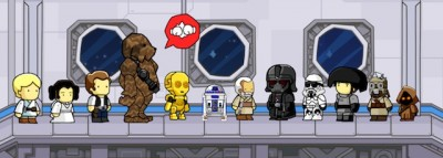 Scribblenauts Unlimited - A New Hope
