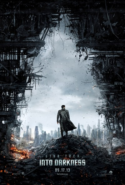 Star Trek Into Darkness Poster Released