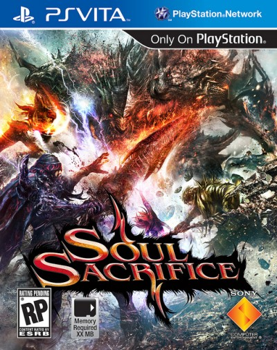 Soul Sacrifice Cover