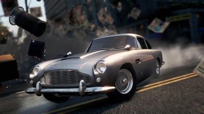 Need for Speed: Most Wanted Movie Legends