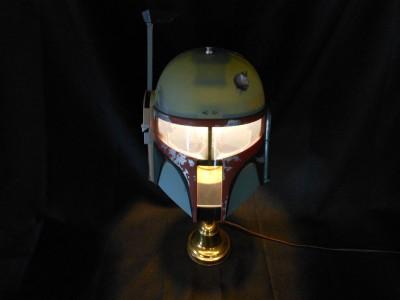 Boba Fett Lamp