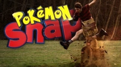 Gritty Pokemon Snap