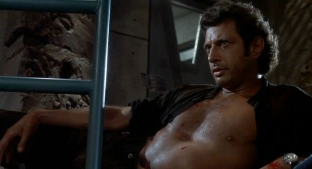 Jeff Goldblum leads a 'Jurassic Park' theme singalong on ...