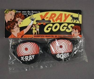 X-Ray Gogs