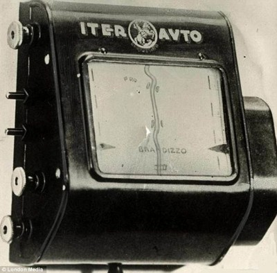 75 Years Before Google Maps There was the Iter Avto