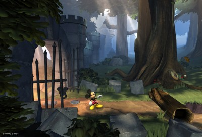 Castle of Illusion remake