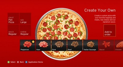 Pizza Hut on 360