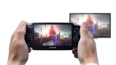 PlayStation Vita Remote Play
