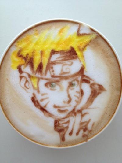 Coffee - Naruto Uzumaki