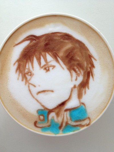 Coffee - Roy Mustang