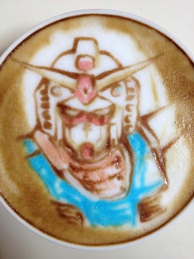 Coffee - Gundam