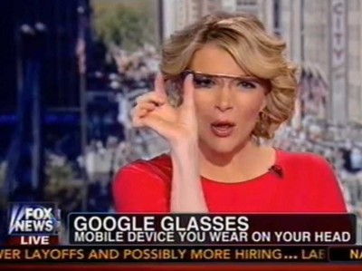 megyn kelly looks like a glasshole