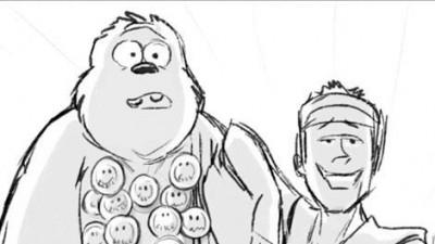 Wreck-It Ralph Storyboard