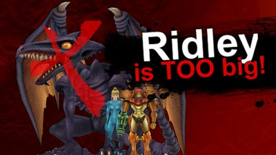 Fake Smash - Ridley
