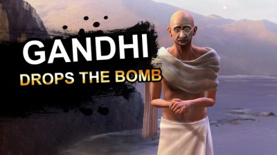 Fake Smash - Gandhi