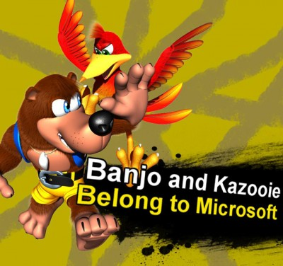 Fake Smash - Banjo-Kazooie