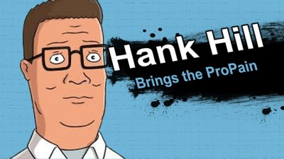 Fake Smash - Hank Hill