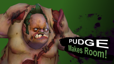 Fake Smash - Pudge