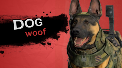 Fake Smash - COD: Ghosts Dog