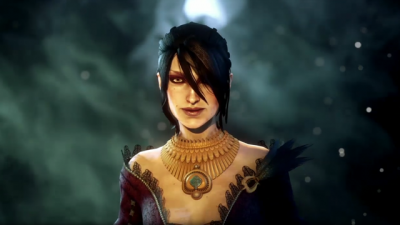 Dragon Age III - Morrigan