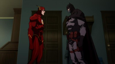 Flash and Batman