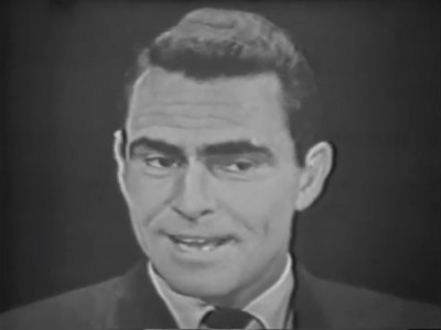 Rod Serling Interview