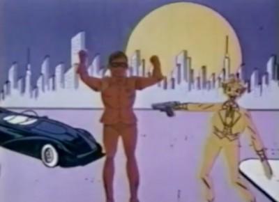 A Brilliant Batman Colorforms Retro TV Commercial