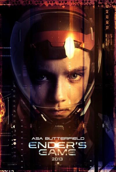 Ender's Game Poster 1