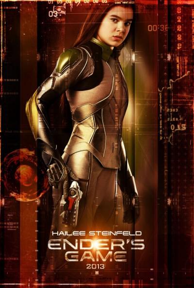 Ender's Game Poster 3