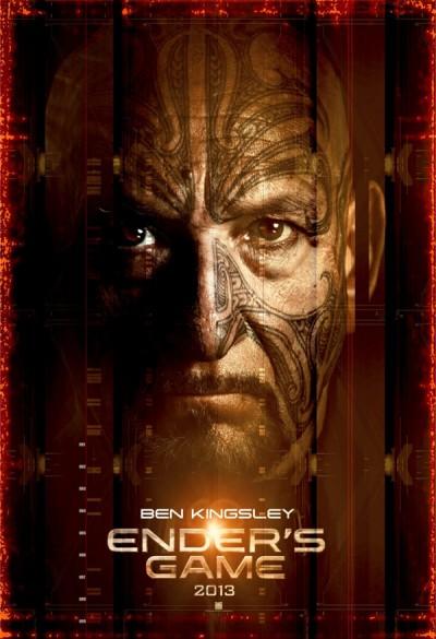 Ender's Game Poster 5
